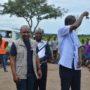 Remise des infrastructures sanitaires et hydrauliques réalisées au camp de mulongwe