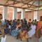 Sensibilisation sur l'importance de dépistage du VIH à la femme enceinte