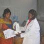 Approvisionnement des médicaments au camp de Mulongwe