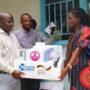 Remise par AFPDE des appareils ophtalmologiques à la Zone de Santé de Nundu : Don du ministère fédéral Allemand des Affaires Etrangères et Action Medeor aux réfugiés burundais et communautés hôtes.