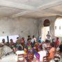 Lancement du programme d'alphabétisation des femmes membres de dix associations villageoises d'épargne et de crédit d'Uvira et Runingu au centre de formation pour jeunes filles et femmes de Kilibula.