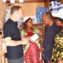 Visite de Monsieur Christoph BONSMANN directeur mondial d'ACTION MEDEOR à AFPDE