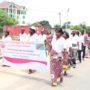 Appel de la coordinatrice de AFPDE aux femmes de la ville d'Uvira en marge de la Journée Internationale de la Femme 2019