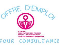 TDRs pour recrutement d'un consultant pour l'évaluation finale des activités d'assistance aux réfugiés Burundais, déplacés internes et communautés locales vulnérables vivant dans la Zone de Santé de Nundu, territoire de Fizi en RD Congo