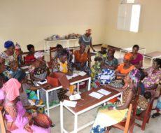 Renforcement du pouvoir économique pour avancer les droits et le bien-être des femmes et jeunes filles désœuvrées et analphabètes en territoire d'Uvira, province du Sud-Kivu.