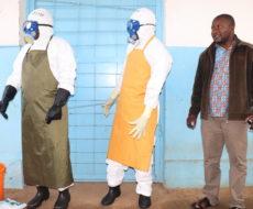 Formation des prestataires des soins des zones de santé de Nundu et Fizi sur la maladie à virus EBOLA : surveillance épidémiologique et prévention, contrôle et investigation.