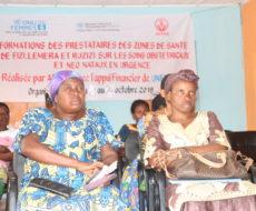 Formation des prestataires des zones de santé de Ruzizi, Lemera et Fizi sur les soins obstétricaux et néonataux en urgence