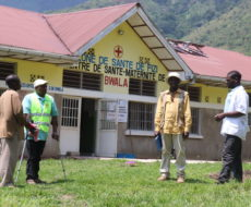 Mission d'évaluation des activités des animateurs et APS affectés dans les zones de sante de Nundu et Fizi dans le cadre du projet accès aux soins de santé et en wash en faveur de réfugiés burundais et déplacés internes en territoire de Fizi.