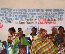 Zones de santé de Lemera et Ruzizi : 22 relais communautaires et membres des comités de femmes refugiées et déplacées renforcées en capacité par AFPDE.