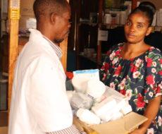 Approvisionnement en médicaments essentiels pour la prise en charge médicale des femmes réfugiées et déplacées internes