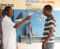Dotation des dispositifs de prévention contre les maladies à virus EBOLA aux camps de réfugiés burundais de MULONGWE et LUSENDA et aux 12 structures sanitaires de zones de santé de Nundu et Fizi.