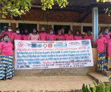 AFPDE forme 40 animatrices des organisations et groupements des femmes sur les lois de la répression de VSBG en RDC et les instruments internationaux de la répression contre les VSBG